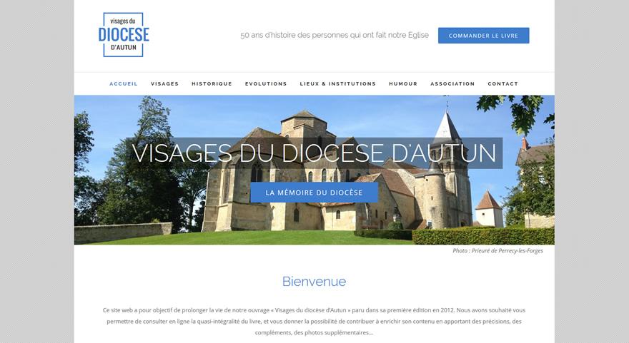 Visages du Diocèse d'Autun